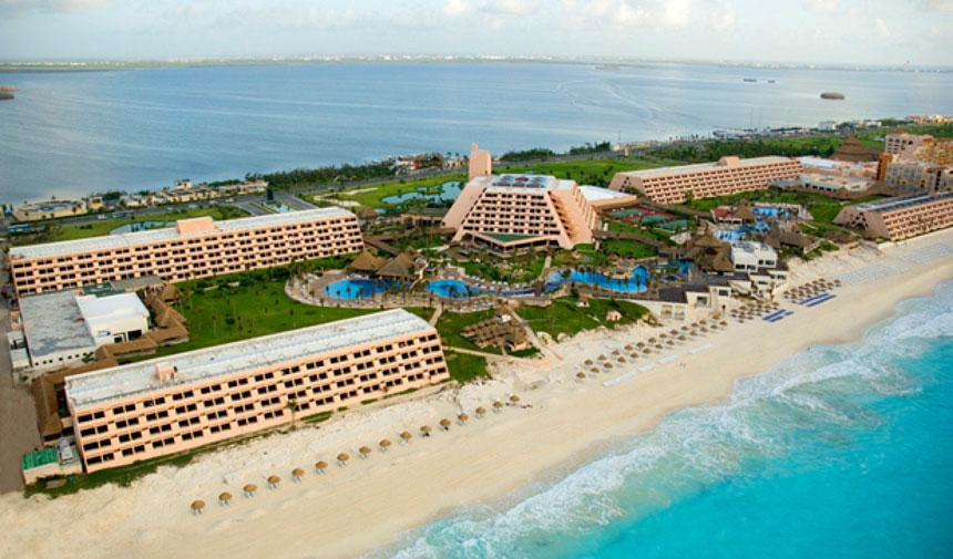 Spring party cancun hotels break Top 10